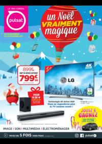 Prospectus Pulsat BOULOGNE BILLANCOURT : Un Noël vraiment magique