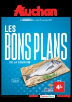 Prospectus Auchan : Les bons plans de la semaine