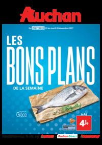Prospectus Auchan Val d'Europe Marne-la-Vallée : Les bons plans de la semaine