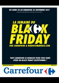 Prospectus Carrefour SAINT PIERRE DES CORPS : La semaine du black friday