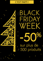 Promos et remises Yves Rocher : Black friday Week -50%