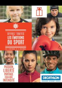 Catalogues et collections DECATHLON Gennevilliers : Offrez toutes les émotions du sport
