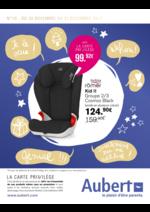 Prospectus Aubert : Pour Noël, je veux...
