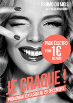 Bons Plans Cuisine Plus : Prolongation : Pack électro pour 1€ de plus