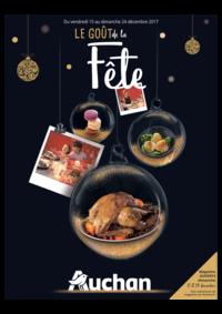 Prospectus Auchan LA SEYNE S/MER : Le goût de la fête