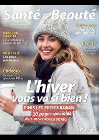 Journaux et magazines Auchan Val d'Europe Marne-la-Vallée : L'hiver vous va si bien !
