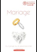 Catalogues et collections E.Leclerc : Catalogue Mariage