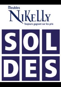 Prospectus Meubles Nikelly : Les soldes !