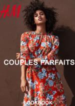 Catalogues et collections H&M : Lookbook femme Couples parfaits