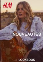 Catalogues et collections H&M : Lookbook femme Nouveautés