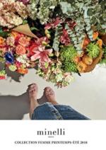 Catalogues et collections Minelli : Collection femme printemps été 2018