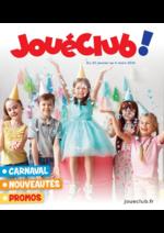 Prospectus JouéClub : Le catalogue du moment