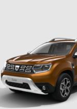 Catalogues et collections Dacia : Nouveau Dacia Duster