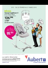 Prospectus Aubert OLLIOULES : Go, les prix promos !