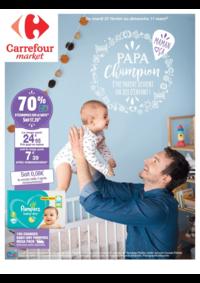 Prospectus Market Le Pré-Saint-Gervais : papa champion