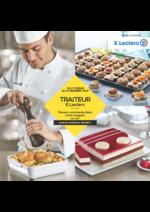 Promos et remises  : Traiteur E.Leclerc