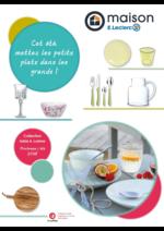 Promos et remises  : Cet été mettez les petits plats dans les grands !