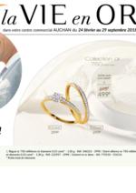 Promos et remises  : La Vie en Or : mariage