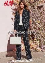 Catálogos e Coleções H&M : Lookbook senhora A estacao ideal