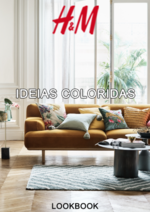 Catálogos e Coleções H&M : Lookbook casa Ideias coloridas