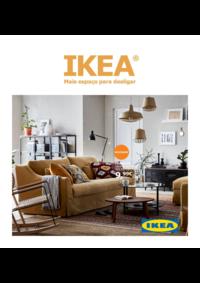 Folhetos IKEA Matosinhos : Mais espaço para desligar