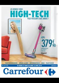 Prospectus Carrefour CHARENTON LE PONT : Les rendez-vous high-tech plus puissants que jamais !