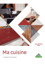 Catalogues et collections Leroy Merlin : Ma cuisine Collection 2018
