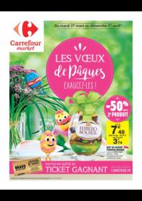 Prospectus Market Épinay-sur-Orge : Les vœux de pâques