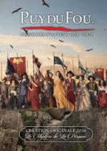 Catalogues et collections Puy du Fou : La brochure 2018