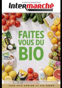 Prospectus Intermarché Super Saint-Pol-sur-Ternoise : Faites vous du bio