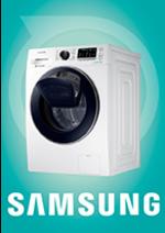 Promos et remises  : Lave-linge Samsung à 599,99€