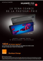 Prospectus  : La renaissance de la photographie