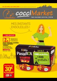 Prospectus CocciMarket ENGHIEN LES BAINS : Mes instants ensoleillés !