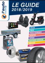 Guides et conseils L'auto E.Leclerc : Le guide 2018 2019