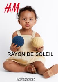 Catalogues et collections H&M Bern - Westside : Lookbook enfant Rayon de soleil