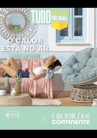 Folhetos Continente Bom Dia Alfornelos : O calor está no ar