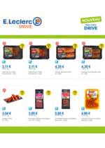 Prospectus E.Leclerc drive : Nouveautés
