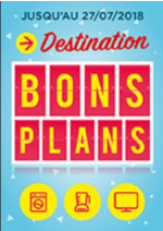 Bons Plans  : Destination