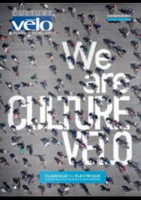 Catalogues et collections Culture vélo Brest : We Are Culture Vélo