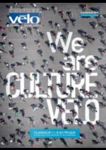 Catalogues et collections Culture vélo : We Are Culture Vélo