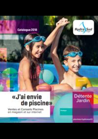 Catalogues et collections Hydrosud Sarlat-La-Canéda : Catalogue 2018