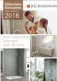 Catalogues et collections Richardson AUBERVILLIERS : Collections exclusives
