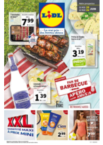 Promos et remises Lidl : Fan de barbecue