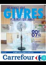 Prospectus Carrefour : Les rendez-vous givrés