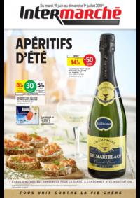 Prospectus Intermarché Super Choisy-Le-Roi : Apéritifs d'été