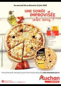Prospectus Auchan Supermarché Paris 12 Reuilly : Une soirée improvisée entre amis?