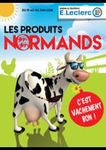 Prospectus E.Leclerc : Les produits normands