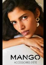 Catalogues et collections MANGO : Accessoires d'été