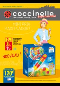 Prospectus Coccinelle Supermarché Drancy : Maxi prix maxi plaisir!