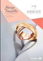Prospectus  : Collection bijoux 2018 Mariages et fiancailles